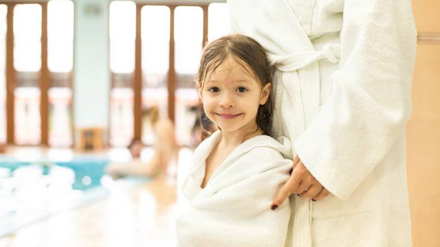 bambini terme spa