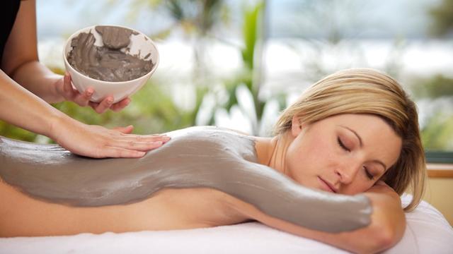 Massaggi con i fanghi