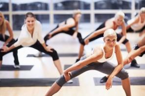 fitness aerobica spa