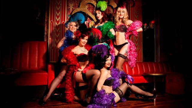 burlesque dance wellness