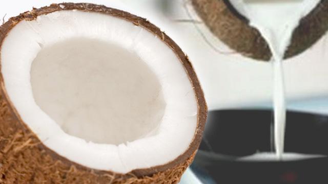 cucina latte di cocco