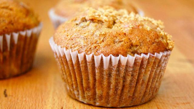 muffin noci banana senza glutine