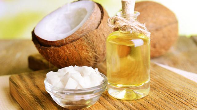 wellness olio di cocco