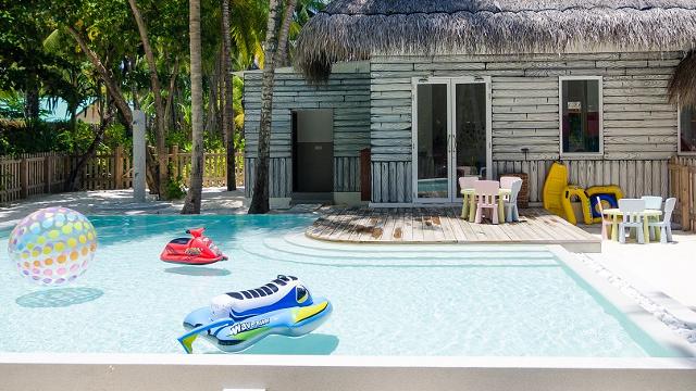 Amilla Fushi Maldives Spa Resort