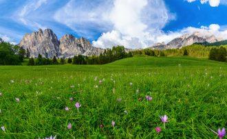 Spa con vista sul Trentino Alto Adige