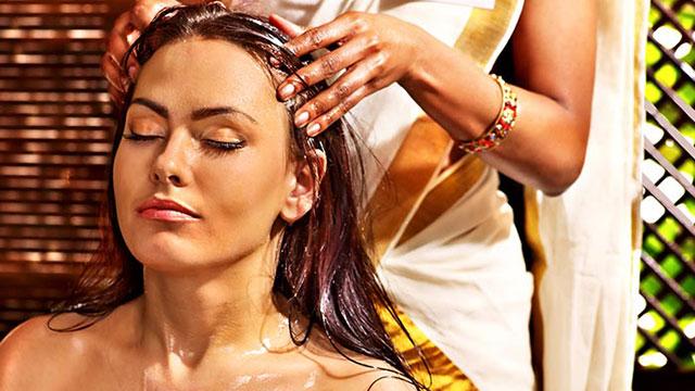 massaggio trattamento shirodara