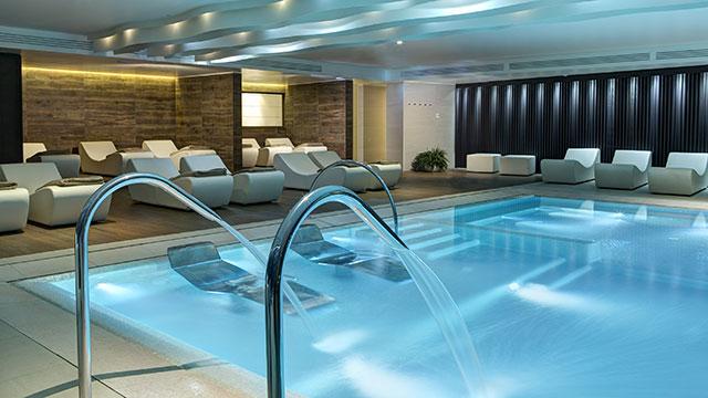 spahotel almablu piscina