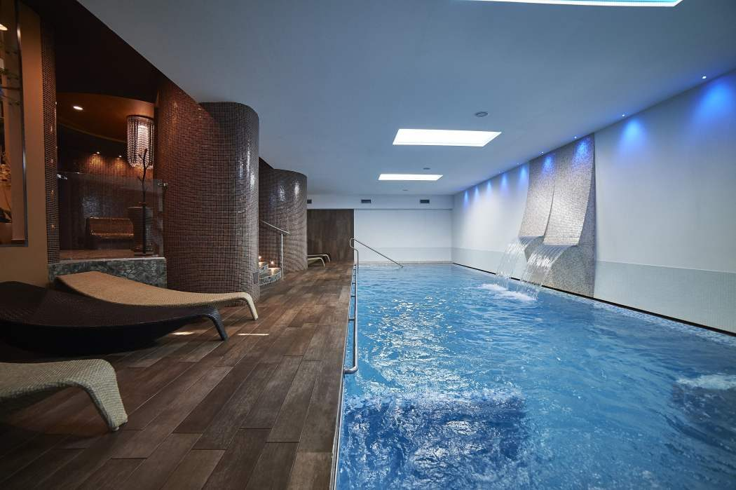 Spa interna idro