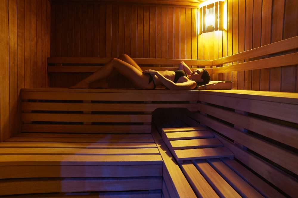 Sauna Spa Hotel