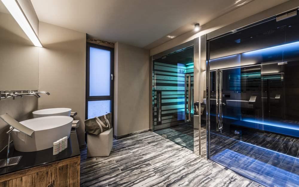 Suite con sauna