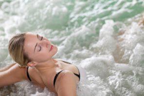 L'acqua termale, origine di benessere