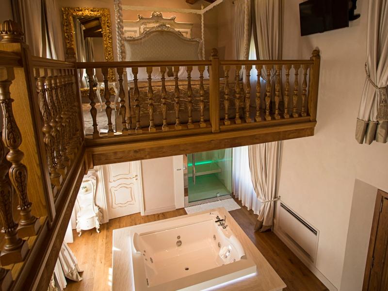 Hotel con room spa