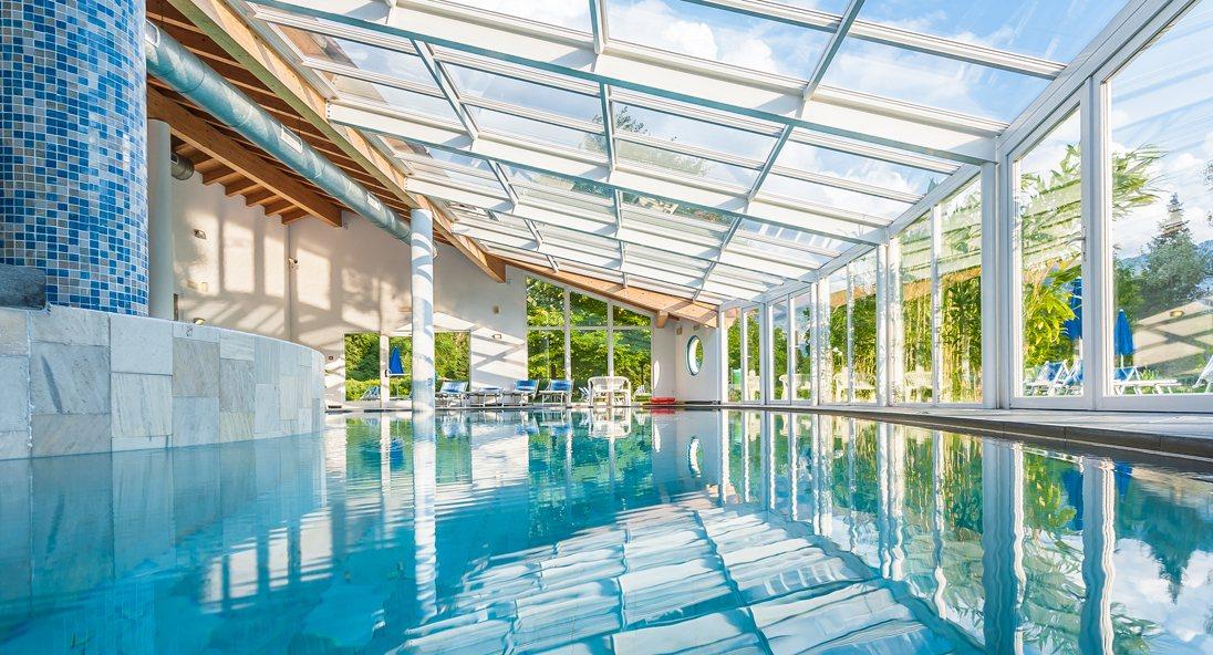 Spa Hotel Sorriso A Levico Terme In Trentino Alto Adige
