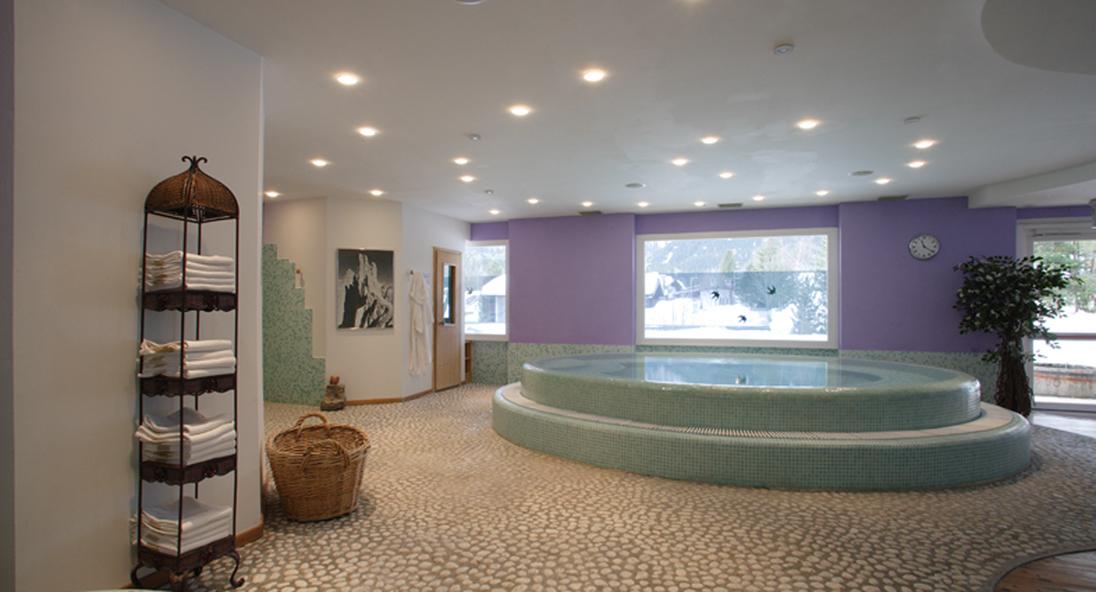 Spa Hotel Savoia Centro Benessere a San Martino di Castrozza