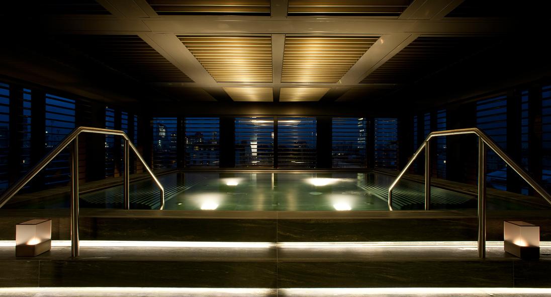 Spa hotel armani a milano centro for Hotel armani milano