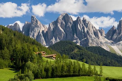 Benessere nelle Dolomiti