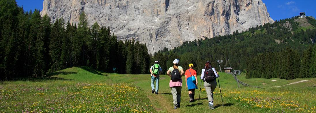 Benessere in Montagna