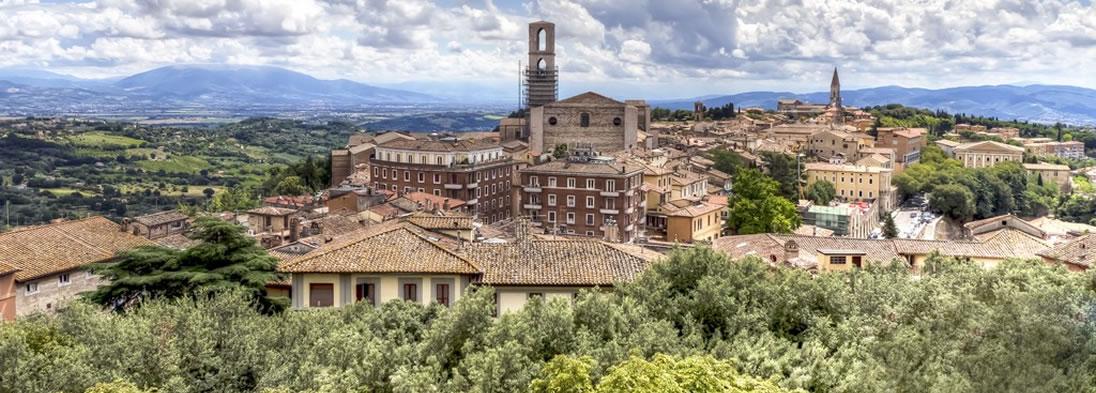 Benessere in Umbria