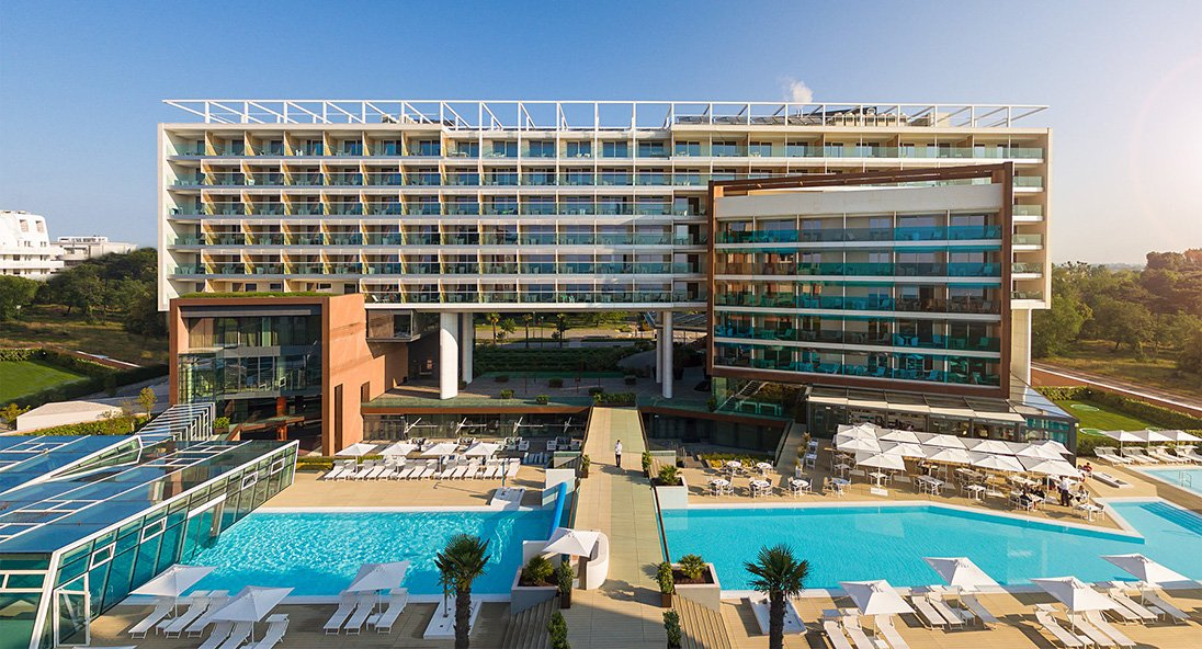 Hotel almar jesolo resort & spa spa hotels collection